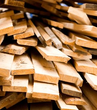 HARO Gage sur stock filière bois